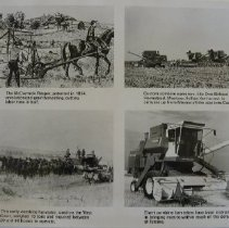 Image of 635 - Combines and reapers: 1834 to modern