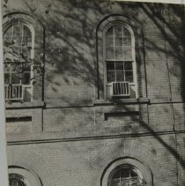 Image of 1311 - Harford County (Bel Air) Courthouse windows