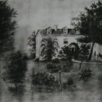 Image of 2623 - A.P.G. Old Baltimore unidentified house.