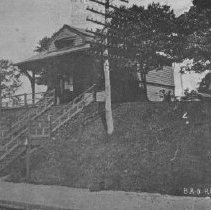 Image of 2898 - Sewell B&O RR Station