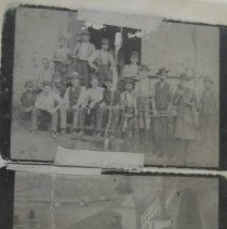 Image of 302 - Bulett Carriage Company and Workers