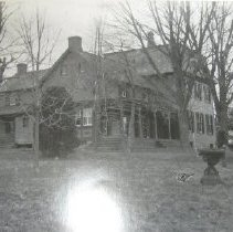 Image of 315 - Belvedere Farm, home of William Amoss and Mary Ellen Watson Harlan