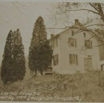Image of 1367 - Susquehanna - Conowingo Area, McLoughlin house, later M. M. Lane house, 1920.