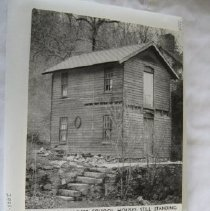 Image of 3289 - Old Schoolhouse; Mrs. P. Dee Watts