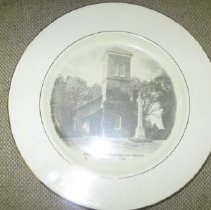 Image of 2013.4.211 - Plate, Commemorative