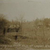 Image of 1365 - House looking up Rock Run at upper end of Peach Bottom