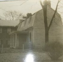 Image of 2673 - Hays House on Main St., Bel Air, ca. 1930s prior to moving.