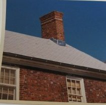 Image of 3121 - APG Quiet Lodge - Presbury House Chimney and Roof