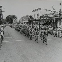 Image of 16B - Bel Air July 4th Parade - 1943