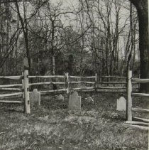 Image of 2723 - APG Old Baltimore cemetery.