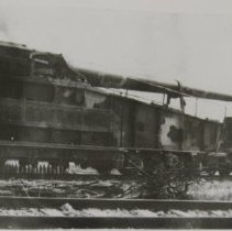 Image of 7104 - Railroad Cannon - 14-inch, 1930's, APG