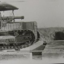 Image of 7115 - Tank on Test Course, APG