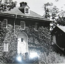 Image of 2B - Hays House original stone wing, 1960