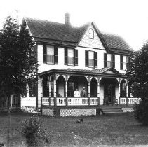 Image of 2382 - Nelson Smith house on Rt. 136 north of Hookers Mill Rd.