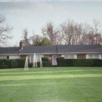 Image of 7183 - John S. Mitchell, Jr. , former residence, Rte. 7; Dec. 2006