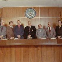 Image of 7226 - Harford County Council, 1974