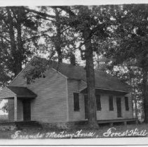 Image of 927p - Friends Meeting House
