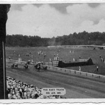 Image of 993p - Bel Air Race Track