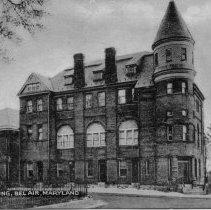 Image of 1128p - Bel Air Masonic Building