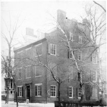 Image of 7413 - Washington, D.C. Home of Admiral John A. Rodgers on Lafayette Square