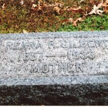 Image of 7403 - Wesleyan United Methodist Church Cemetery - Gilbert Gravestones