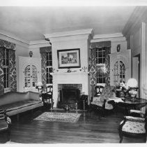 Image of 2325 - Rigbie House Interior, 1952