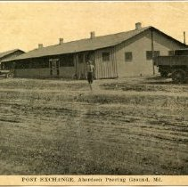 Image of 1512p - Post Exchange, Aberdeen Proving Ground, Md.