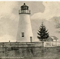Image of 1630p - Point Concord Lighthouse, Havre de Grace, Md.