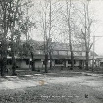 Image of 1758p - Eagle Hotel, Bel Air, Md.