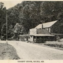 Image of 1793p - Ramsay Store, Rocks, MD