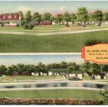 Image of 1839p - Del Haven Hotel & Cottages