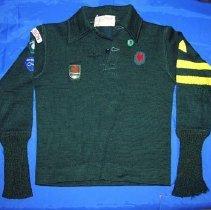 Image of 1987.105.008a - Uniform
