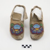Image of Moccasin - ca. 1940