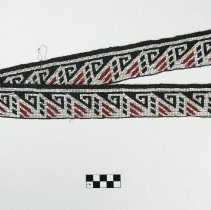 Image of Strip, Beaded -
