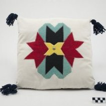 Image of Pillow 1, Side A