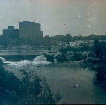Image of Queen Bee and river, ca. 1900