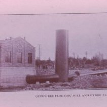 Image of Queen Bee and Hydro Electric Plant, ca. 1915