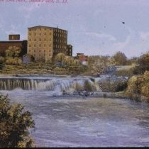 Image of Queen Bee and the Falls, n.d.