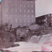 Image of Queen Bee and Falls, n.d.