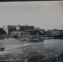 Image of Cascade Mill and Electric Works in Sioux Falls -