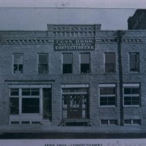 Image of Fenn Bros. Confectioners (10th and 1st), 1905