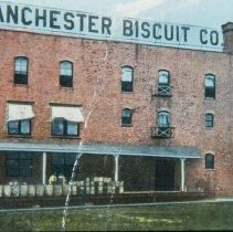 Image of Manchester Biscuit, n.d.