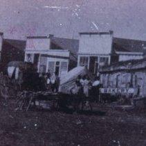 Image of Fort Dakota Barracks -