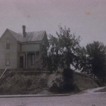 Image of Old Carnegie Library site (10th and Dakota), n.d.