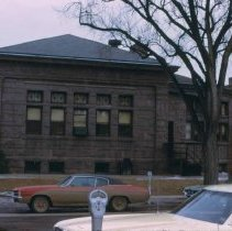 Image of Carnegie Library, 1973