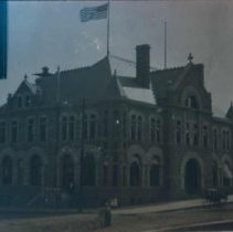Image of Federal Building (12th and Phillips), ca. 1900