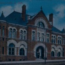 Image of Sioux Falls Post Office, 1912