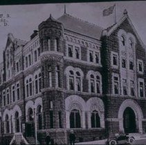 Image of Post Office and U. S. Government Building, n.d.