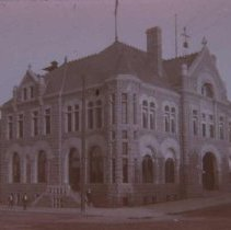 Image of Federal Building and Post Office (12th and Phillips), pre-1911