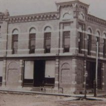 Image of Post Office in the Sherman Building (9th and Main), n.d.